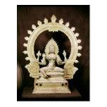 Kali, from Vijayanagar Postcard