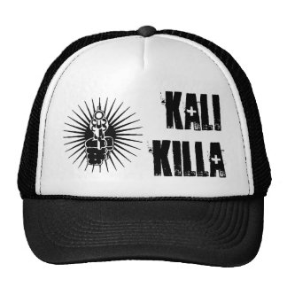 Kali Killa Gun Logo Trucker Hat