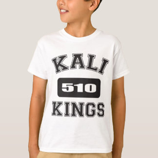 KALI KINGS BLACK 510.png T-Shirt