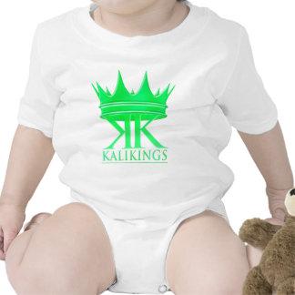 Kali kings crown logo green creeper