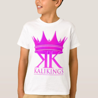Kali kings crown logo purple T-Shirt