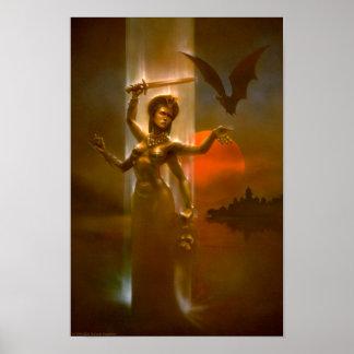 Kali (ninguna sangre derramada) póster