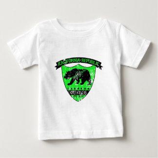 Kali republic shield green baby T-Shirt