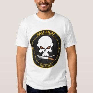 Kali Silat Skull Tshirt