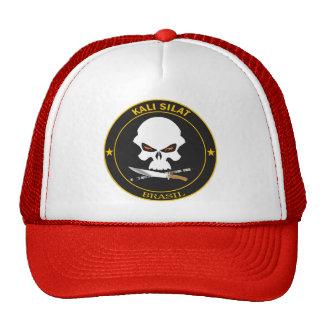 Kali Skull Trucker Hat