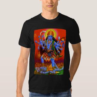 Kali, the destroyer t shirt