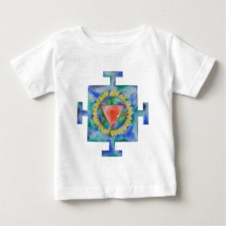 Kali Yantra Baby T-Shirt