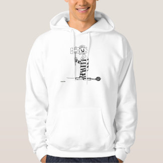 """""""KALIBASH""""  the cat in the kennel Hoodie"""