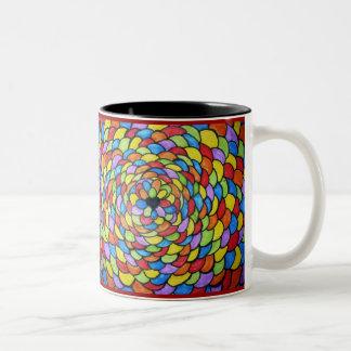 KaliColor Two-Tone Coffee Mug