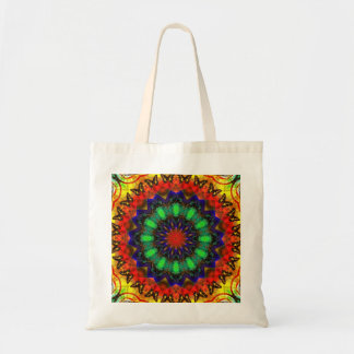 Kalidoscope Butterfly Budget Tote Bag