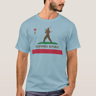 Kalifornia Republic Kali Filipino MartialArts T-Shirt