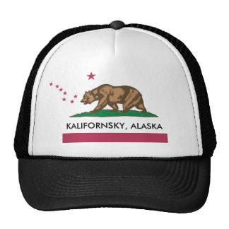 Kalifornsky Republic Hat