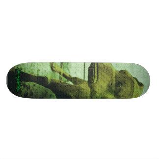 kalifour green skate board