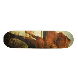 kalifour yellow skateboard