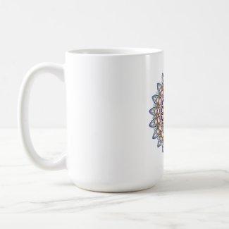 'KaliFract0016' mug