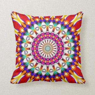 'KaliFract 0055' Pillow