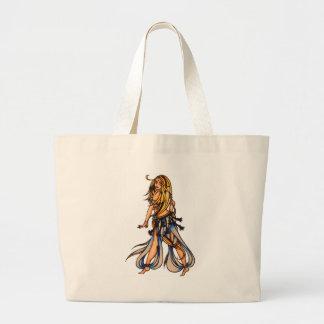 Kalila Belly Dance tote bag