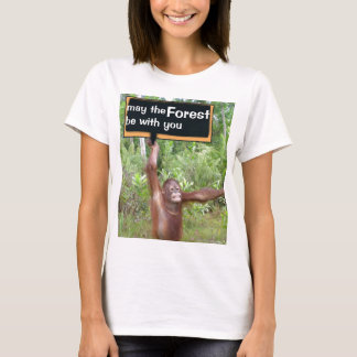 Kalimantan Indonesia Forest Rescue T-Shirt