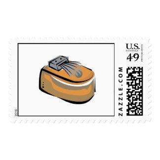 kalimba postage stamp