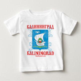 Kaliningrad city Coat of Arms Baby T-Shirt