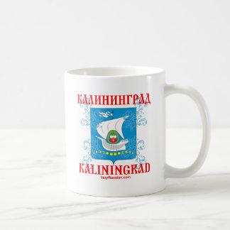 Kaliningrad city Coat of Arms Coffee Mug