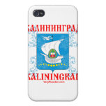 Kaliningrad city Coat of Arms iPhone 4/4S Cover