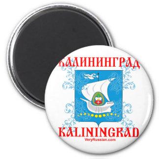 Kaliningrad city Coat of Arms Magnet