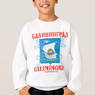 Kaliningrad city Coat of Arms Sweatshirt