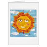 Kali's Sun Card