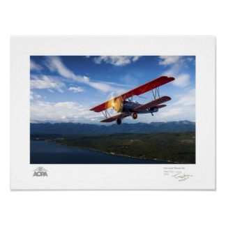 Kalispell Travel Air Posters