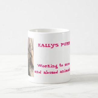 Kally's Purr Pals Coffee Mug