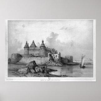 Kalmar Castle Poster