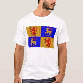 Kalmar län waving flag T-Shirt