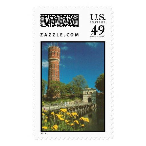Kalmar Sweden Postage Stamps