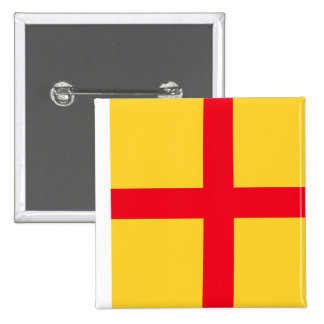 Kalmar Union, Greenland flag Button