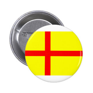 Kalmar Union Pinback Button