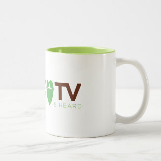 KALO TV - 2 Toned Mug
