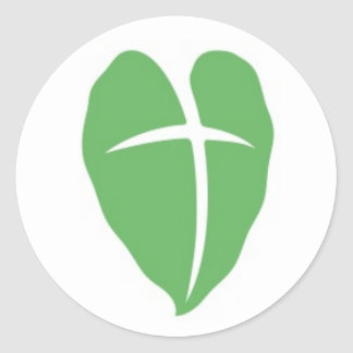 KALO TV - Leaf Sticker