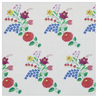 Kalocsa Flowers Fabric