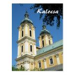 Kalocsa Post Card