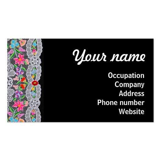 Kalocsai NameCard Business Card
