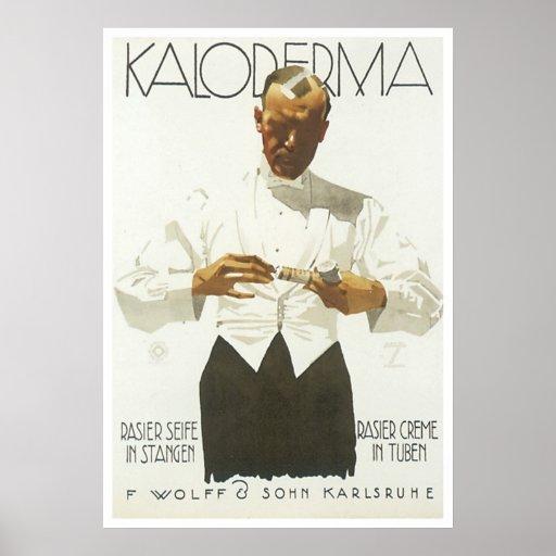 Kaloderma Poster