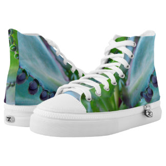 Kalonchoe Colors High-Top Sneakers