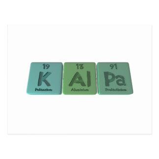 Kalpa-K-Al-Pa-Potassium-Aluminium-Protactinium.png Postcard
