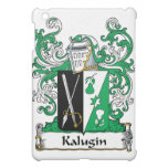 Kalugin Family Crest iPad Mini Cases