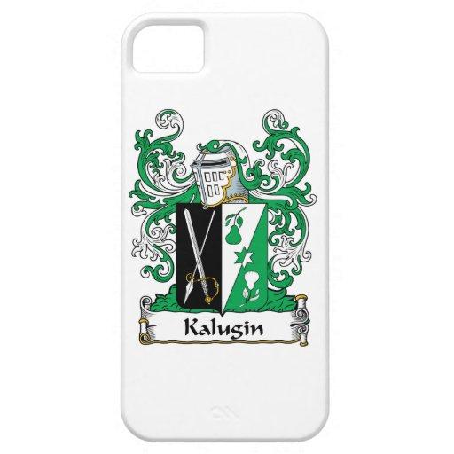 Kalugin Family Crest iPhone 5 Case