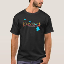 Kalypso Hawaiian Islands T-Shirt