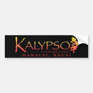 Kalypso Island Bar and Grill Bumper Stickers