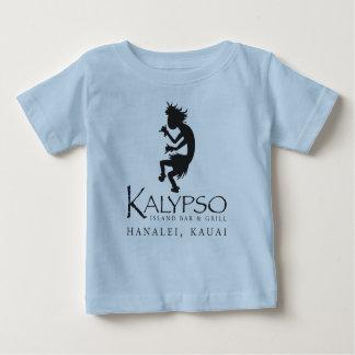 Kalypso Kane Logo in Black Baby T-Shirt