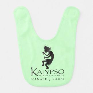 Kalypso Kane Logo in Black Bib